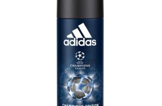 ADIDAS Дезодорант-спрей для мужчин UEFA Champions League Champions Edition