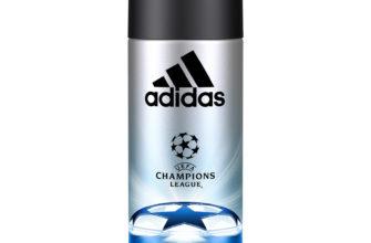 ADIDAS Парфюмированный дезодорант-спрей UEFA Champions League Arena Edition