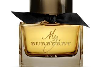 BURBERRY My Burberry Black