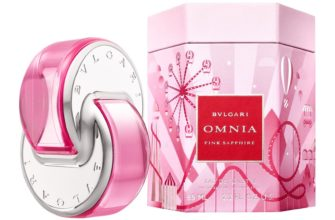 BVLGARI Omnia Pink Sapphire Limited Edition