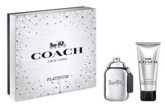 COACH Подарочный набор PLATINUM