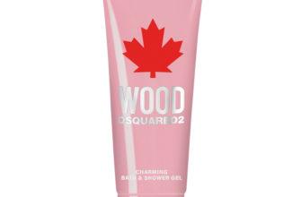DSQUARED2 Гель для ванны и душа Wood Pour Femme