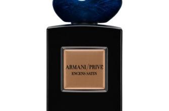 GIORGIO ARMANI ARMANI PRIVE ENCENS SATIN