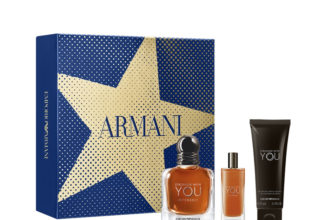 GIORGIO ARMANI Подарочный набор Emporio Armani Stronger with You Intense