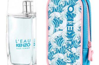 KENZO L'eau kenzo pour femme Neo Edition
