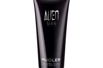 MUGLER Шампунь для тела и волос Alien Man
