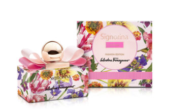 SALVATORE FERRAGAMO Signorina In Fiore Fashion Edition