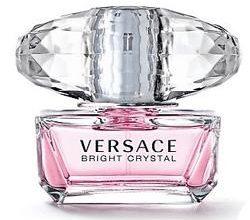 VERSACE Парфюмированный дезодорант-спрей Bright Crystal