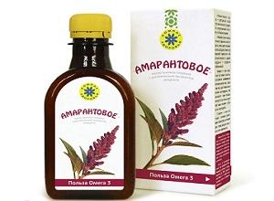 Какими уникальными свойствами обладает амарантовое масло