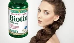 Как правильно использовать биотин