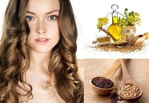 Как улучшить с помощью народных средств состояние волос