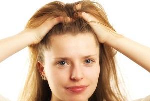 Как массаж головы поможет против выпадения волос