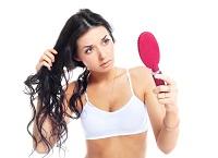 Причины и лечение выпадения волос у женщин с помощью никотиновой кислоты