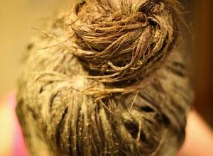 Как действует бесцветная хна на волосы