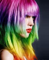 Как пользоваться мелком для волос девушкам