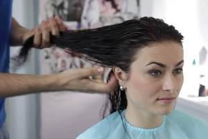 Какая технология экранирования волос