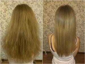 Можно ли сделать экранирование волос в домашних условиях
