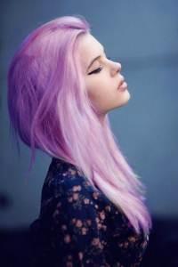 Какие отзывы о применении фиалкового цвета в палитре эстель краски для волос