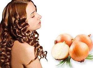 Как приготовить луковую маску для восстановления волос