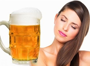 Насколько эффективно пивное ополаскивание для роста волос