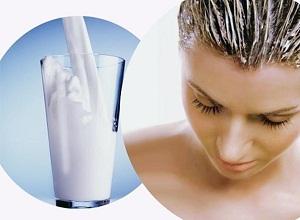 Как приготовить кефирную маску для придания блеска и густоты волосам