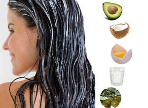 Как приготовить маски для густоты и объема волос