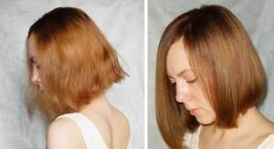 Ламинирование волос желатином - отзывы о применении