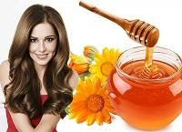 Маски для роста волос с медом и различными продуктами