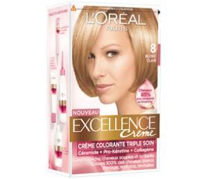 Сколько оттенков в основной линии красок для волос Excellence Creme
