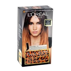 Какие преимущества у краски для волос Preference Ombres