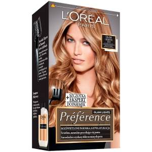 Как использовать краску для волос Preference Glam Lights