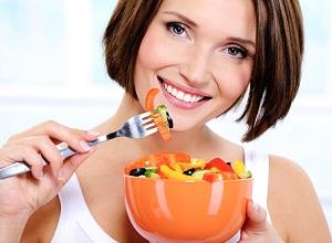 Как диета помогают выпадению волос
