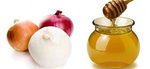 Как приготовить медовую маску с луком