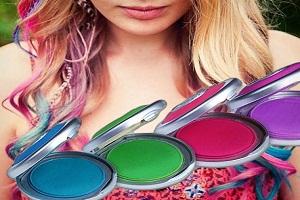 Какие советы об использовании мелков для волос
