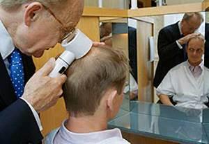 Как лечить диффузную алопецию у мужчин