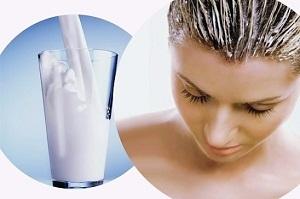Как приготовить молочную маску в домашних условиях