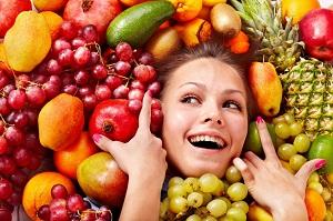 Как приготовить фруктовую маску в домашних условиях