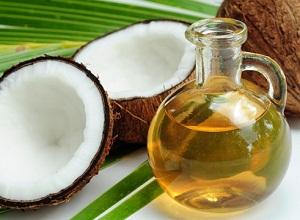 Как приготовить маску с маслом кокоса для сухих волос