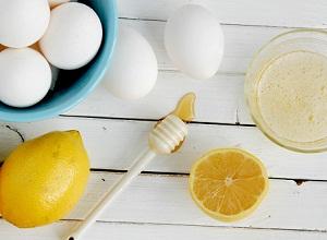 Как приготовить маску с маслом, яйцом и лимоном для сухих волос