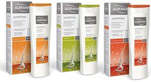 Насколько эффективен шампунь против выпадения волос Алерана