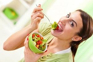 Как влияет здоровое питание на рост волос