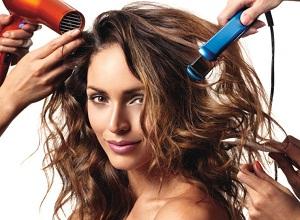 Как правильно сделать укладку для волос
