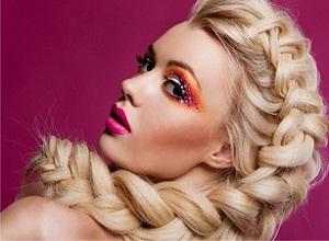 Как сделать укладку волос красивые рельефные косы