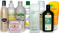 Список безсульфатных шампуней, не содержащих химических веществ