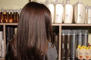 Как очищают волосы
