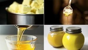 Способ приготовления топленого масла
