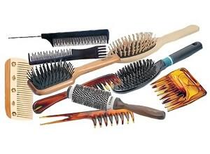 Какую выбрать расческу, что бы волосы ни жирнели?