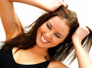 Какие достоинства жирных волос?