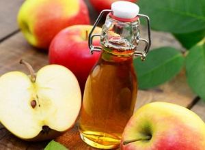 Как приготовить желатиновую маску для волос с яблочным уксусом