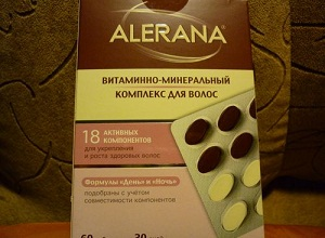 Что говорят девушки о применении витаминов Алерана